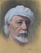 """Илья Рубин. """"Автопортрет"""", 1998"""